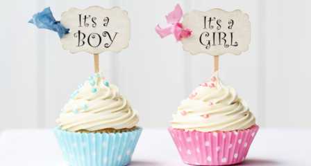 Pink for Girls and Blue for Boys…